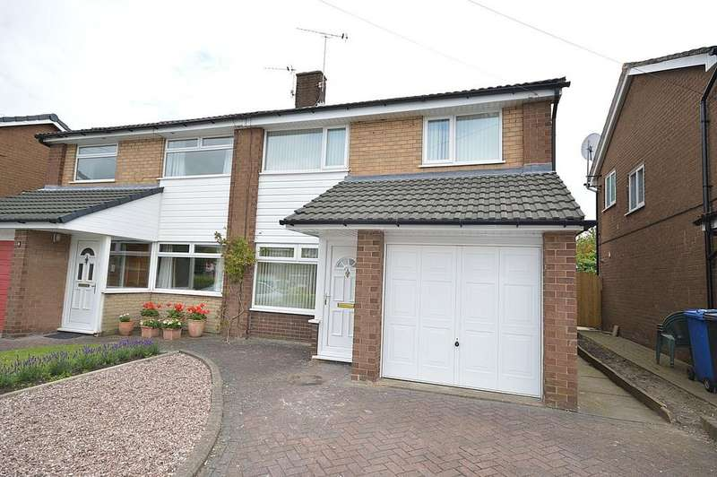 3 Bedrooms Semi Detached House for rent in Grasmere Road, Lymm