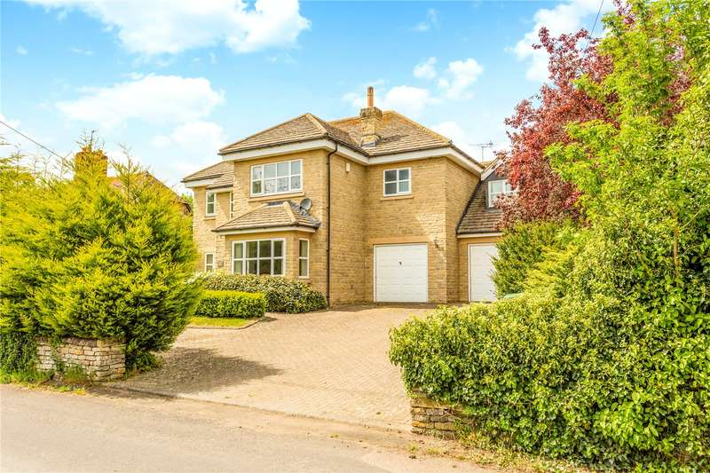 5 Bedrooms Detached House for sale in Gosditch, Latton, Wiltshire, SN6