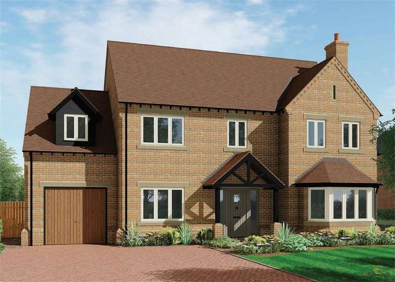 5 Bedrooms Detached House for sale in Yule Meadow, New Road, Weston Turville, Buckinghamshire