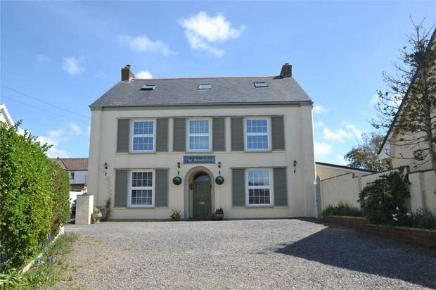 8 Bedrooms Detached House for sale in 45 South Street, Braunton, Devon