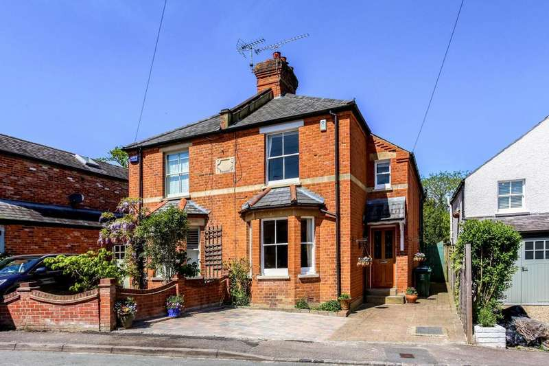 3 Bedrooms Semi Detached House for sale in Coworth Road, Sunningdale