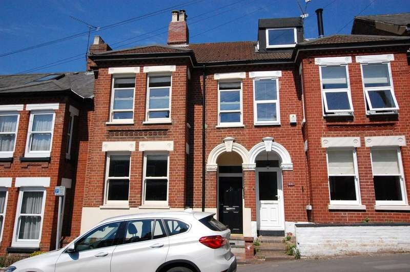 3 Bedrooms Terraced House for rent in Chalk Hill Road, Norwich