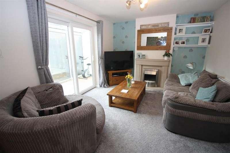 3 Bedrooms Terraced House for sale in Honeywood Gardens, Darlington