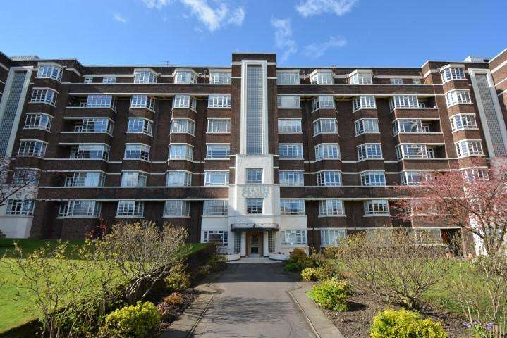 2 Bedrooms Flat for sale in 27 Kelvin Court, Anniesland, G12 0AD