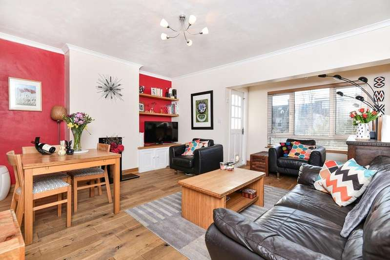 2 Bedrooms Maisonette Flat for sale in Merritt Road Brockley SE4