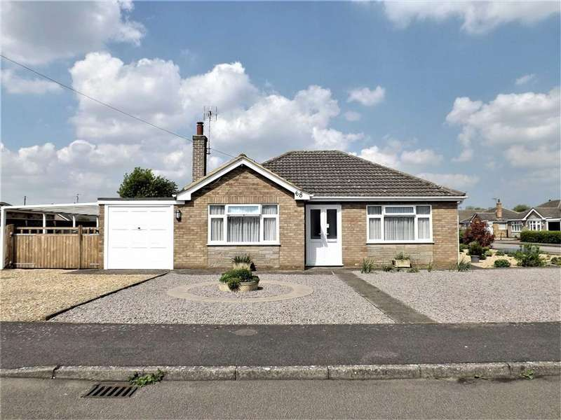 2 Bedrooms Detached Bungalow for sale in Langwith Gardens, Holbeach