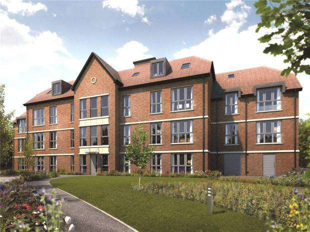 1 Bedroom Apartment Flat for sale in York House, Ashton Grove, High Street North, Dunstable, Bedfordshire