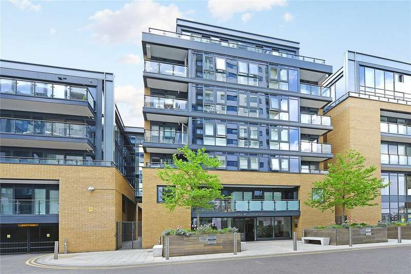 2 Bedrooms Flat for sale in Drew House, 21 Wharf Street, London