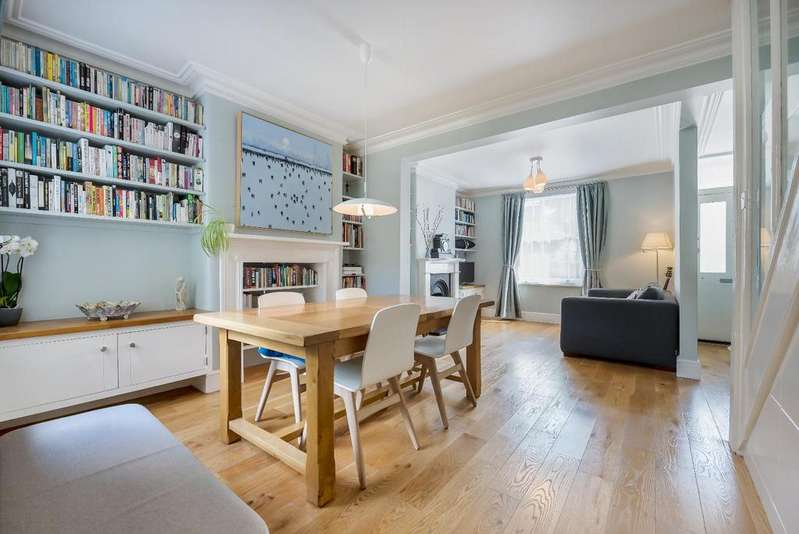 3 Bedrooms House for sale in EVERSLEIGH ROAD, SW11