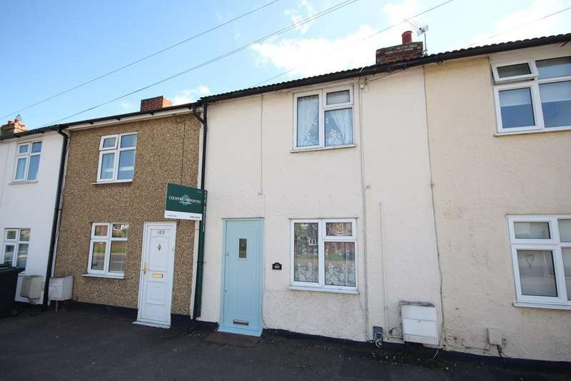 2 Bedrooms Terraced House for sale in Clifton Road, Shefford, SG17
