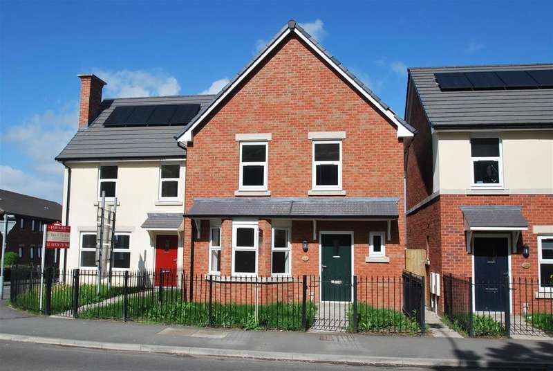 4 Bedrooms Semi Detached House for sale in Chester Road, Helsby