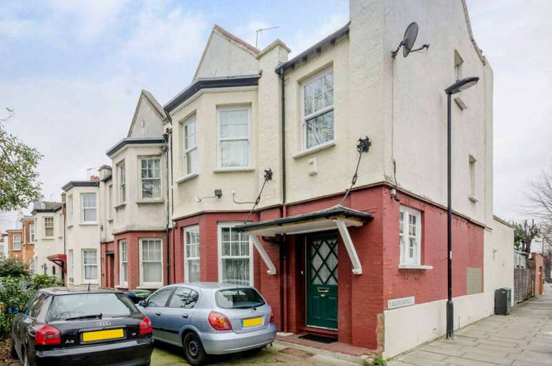 4 Bedrooms Semi Detached House for sale in Palmerston Road, Bowes Park