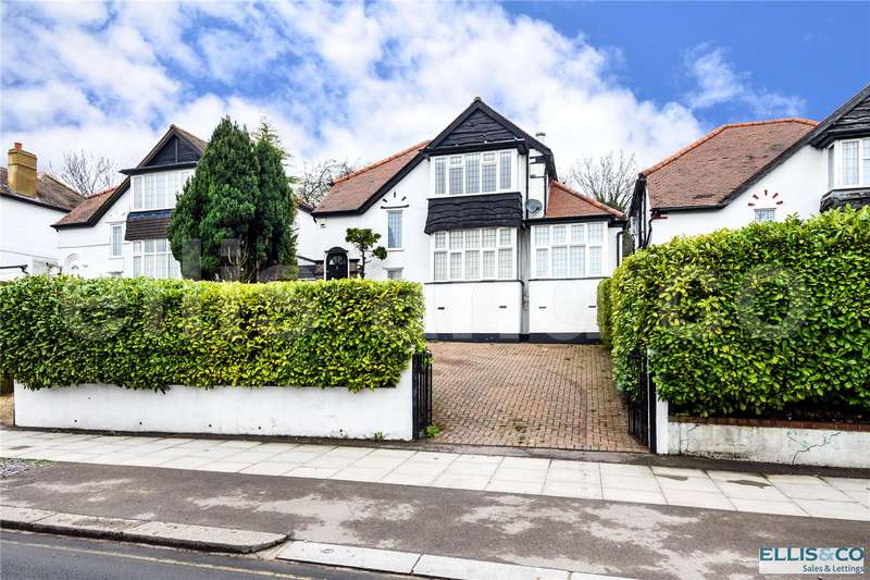 4 Bedrooms Terraced House for sale in Bunns Lane Mill Hill London