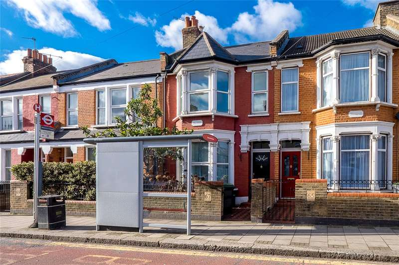 3 Bedrooms Terraced House for sale in Black Boy Lane London