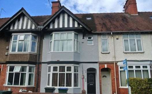 7 Bedrooms Property for rent in St Patricks Road City Centre Coventry