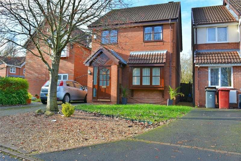 3 Bedrooms Detached House for rent in Sandhurst Road Liverpool Merseyside