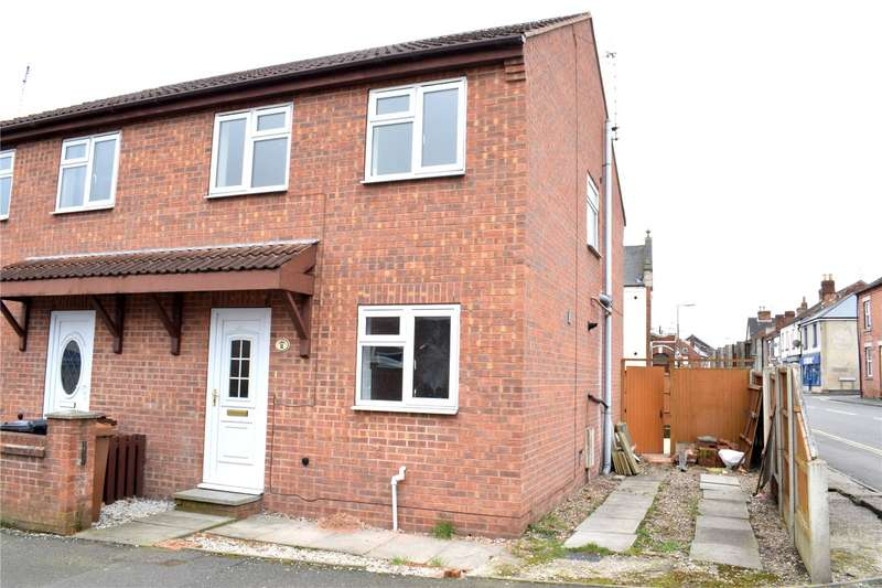 3 Bedrooms Semi Detached House for rent in Stratford Street Ilkeston Derbyshire