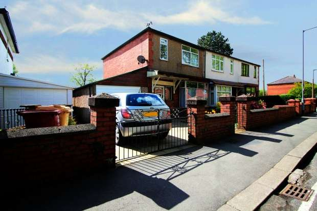 3 Bedrooms Semi Detached House for sale in Lowndes Street, Bolton, Greater Manchester, BL1 4PU