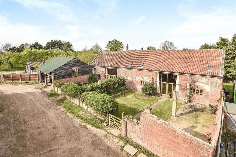 4 Bedrooms Farm Commercial for sale in Burgh Road, Aylsham, Norwich