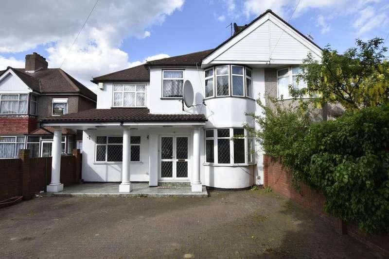 5 Bedrooms Semi Detached House for sale in Uxbridge Road, Feltham
