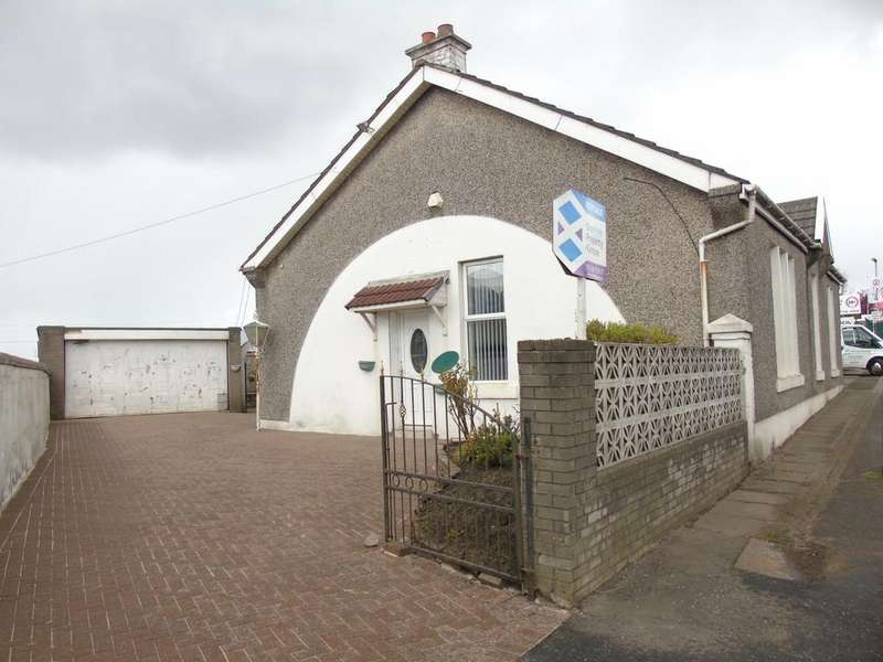 4 Bedrooms Detached Bungalow for sale in Motherwell Street, Rawyards, Airdrie