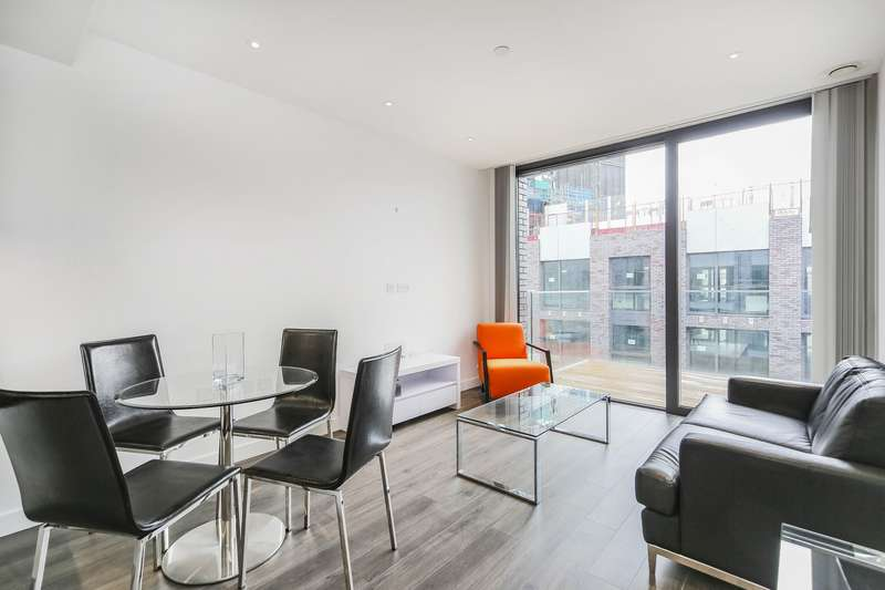 1 Bedroom Property for sale in Goodman Fields, 4 Canter Way, E1 8QE