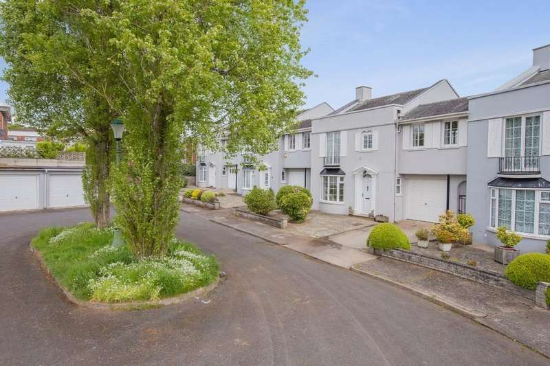 3 Bedrooms Town House for sale in Wellswood, Torquay