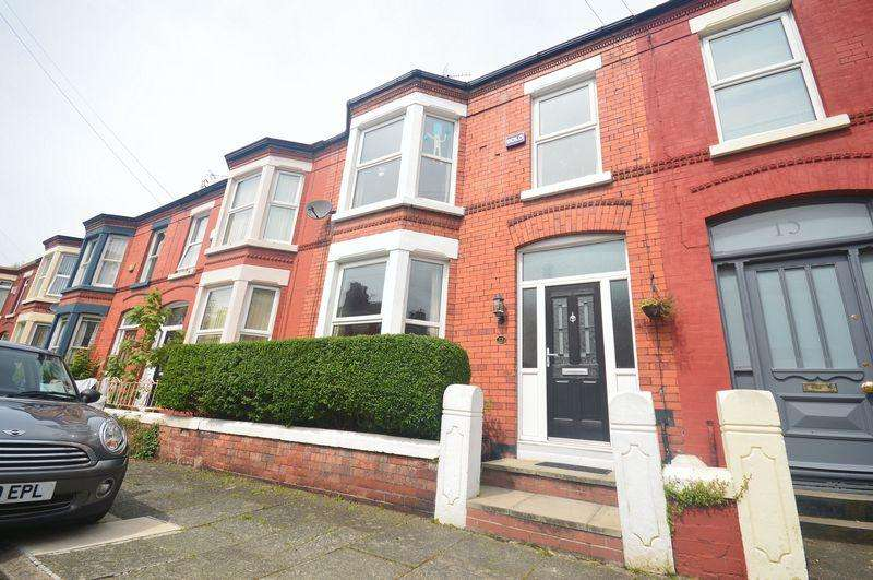 3 Bedrooms Terraced House for sale in Norbury Avenue, Mossley Hill