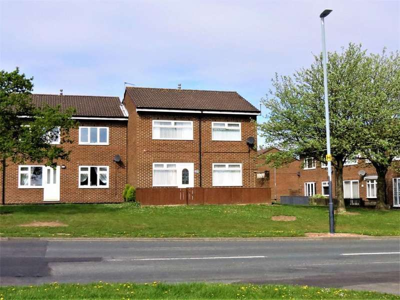 3 Bedrooms Link Detached House for sale in Snowdon Place, Peterlee, County Durham, SR8 2LG