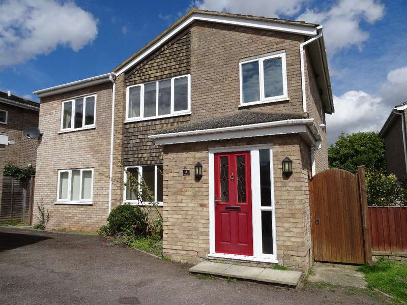 4 Bedrooms Detached House for sale in LANGLANDS, LAVENDON
