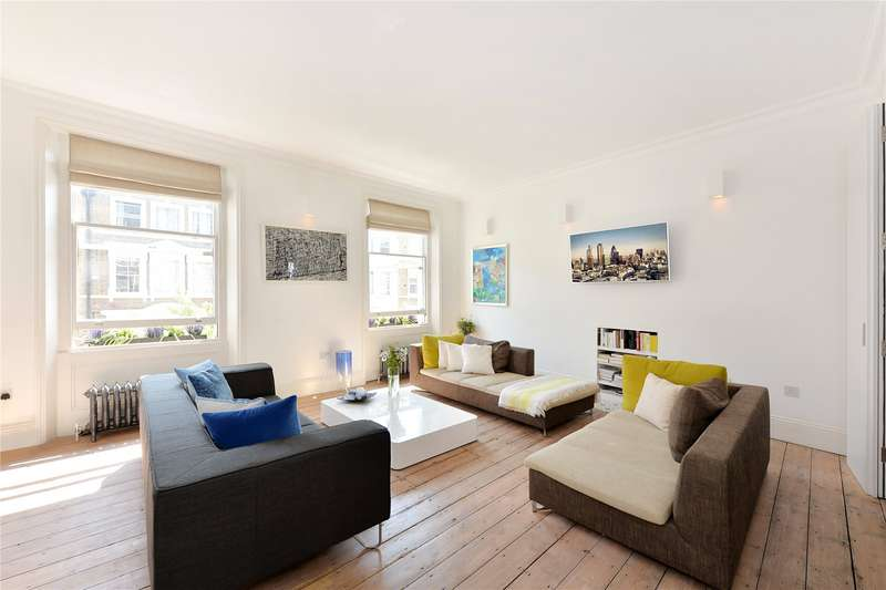 4 Bedrooms Flat for sale in Collingham Place, London, SW5