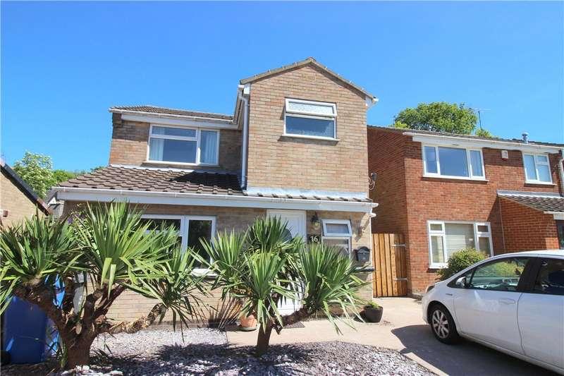 3 Bedrooms Detached House for sale in Pheasant Field Drive, Spondon, Derby, Derbyshire, DE21