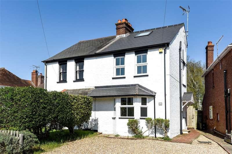 3 Bedrooms Semi Detached House for sale in Gipsy Lane, Wokingham, Berkshire, RG40