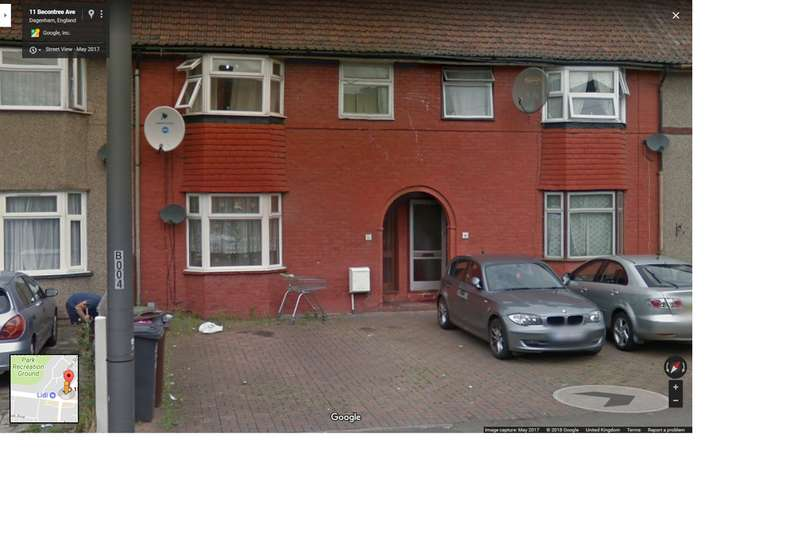 3 Bedrooms Terraced House for rent in 3 BEDROOM HOUSE AVAILABLE NOW ON BECONTREE AVENUE , DAGENHAM RM8