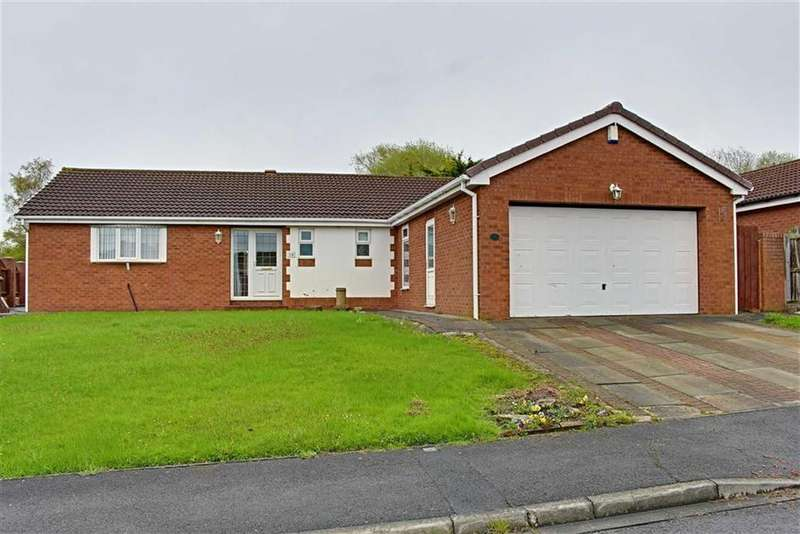 4 Bedrooms Detached Bungalow for sale in Barberry Close, Ingleby Barwick