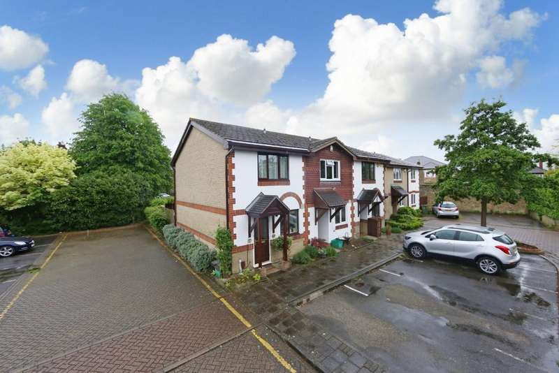 2 Bedrooms House for sale in St. Timothys Mews, Bromley, BR1