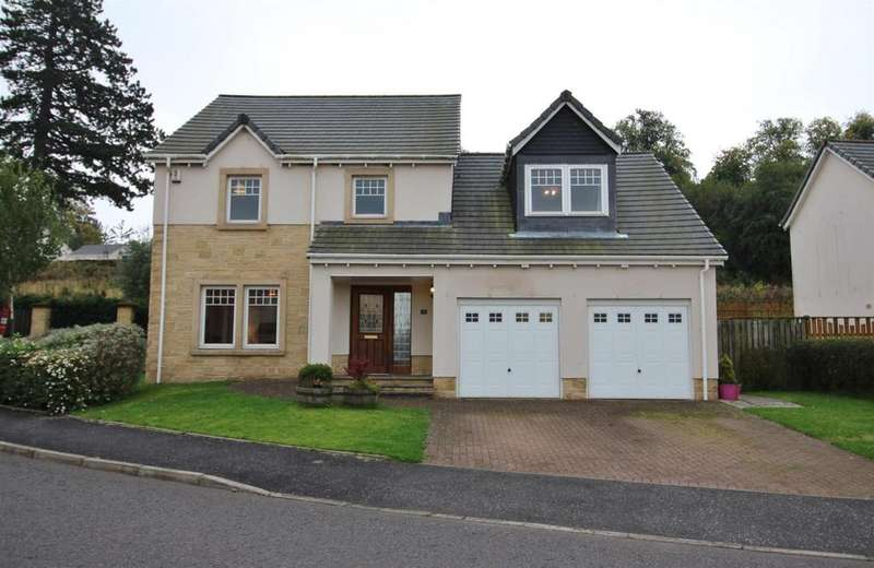 5 Bedrooms Detached House for sale in Hollybush Lane, Port Glasgow