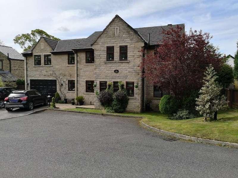 5 Bedrooms Detached House for sale in Walters Wood, Whaley Bridge, High Peak