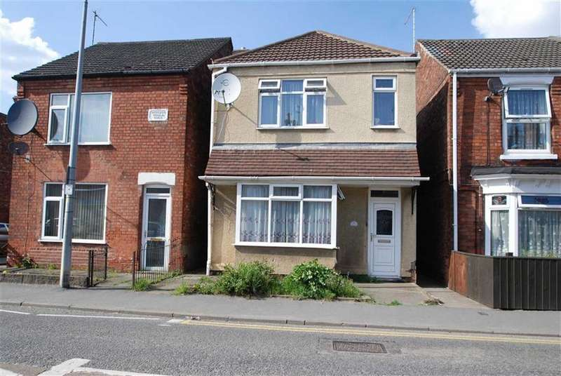 3 Bedrooms Detached House for sale in Argyle Street, Boston