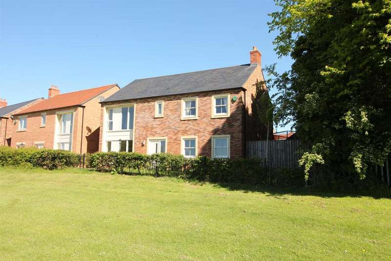 4 Bedrooms Detached House for sale in St. Josephs Close, Newcastle Upon Tyne