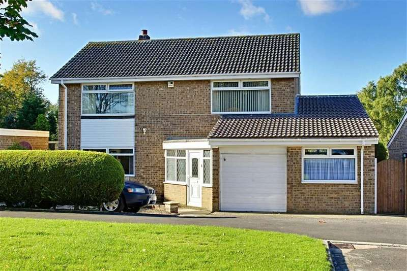 4 Bedrooms Detached House for sale in Leckfell Close, Nunthorpe
