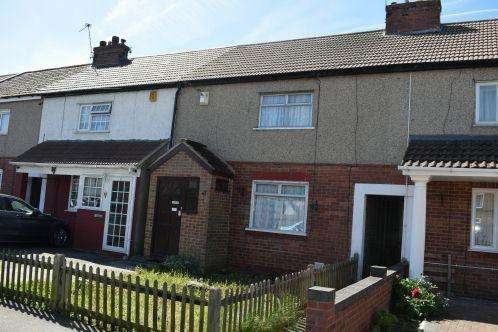 4 Bedrooms Terraced House for sale in Granville Avenue, Slough