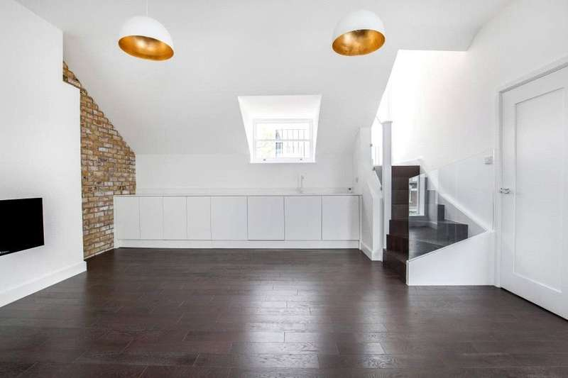 2 Bedrooms Maisonette Flat for sale in South Hill Park, Hampstead, London, NW3