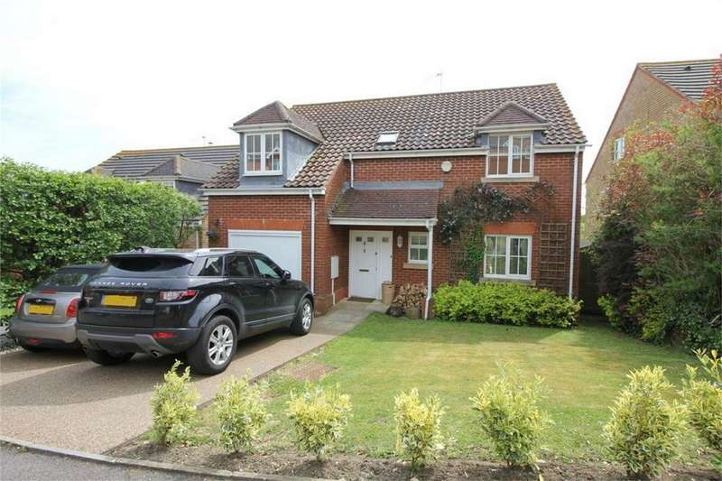 5 Bedrooms Detached House for sale in 5 Coxheath Close, ST LEONARDS-ON-SEA, East Sussex