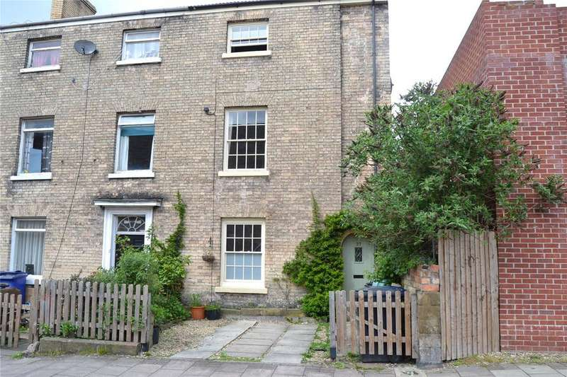 3 Bedrooms End Of Terrace House for sale in Spring Gardens, Gainsborough, Lincolnshire, DN21