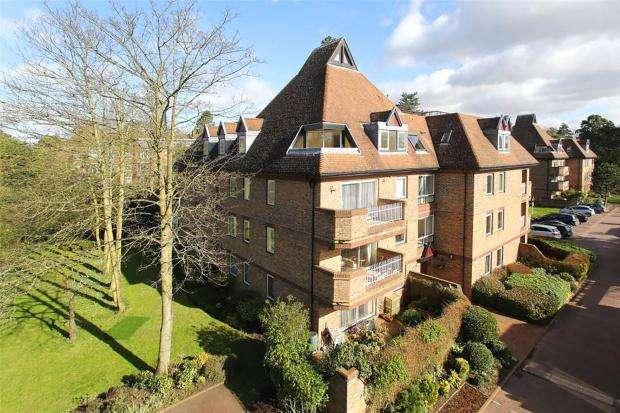 2 Bedrooms Apartment Flat for sale in Redwood Lodge, Grange Road, Cambridge