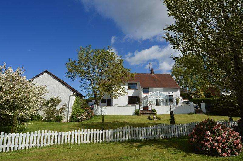 5 Bedrooms Detached Villa House for sale in Longhill Avenue, Alloway, Ayr