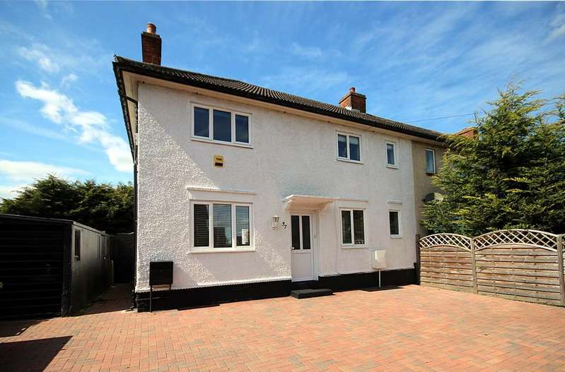 3 Bedrooms Semi Detached House for sale in House Lane, Arlesey, SG15