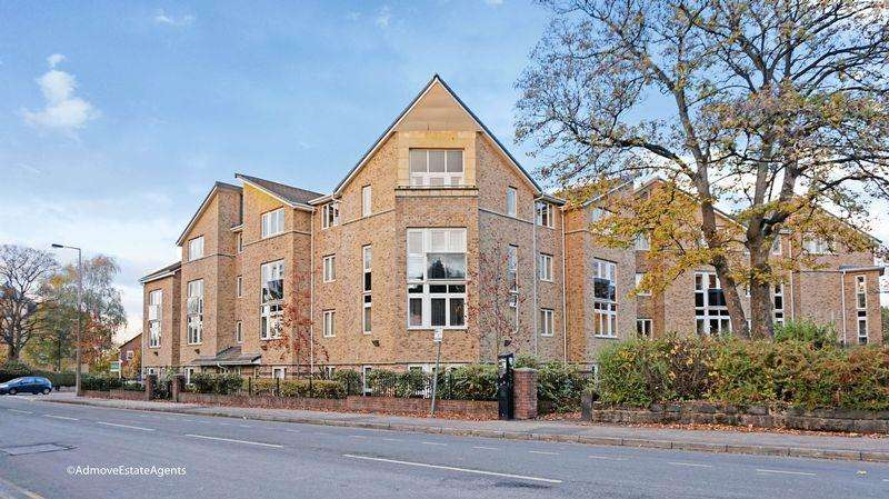 2 Bedrooms Retirement Property for sale in Speakman Court, Altrincham - Largest style