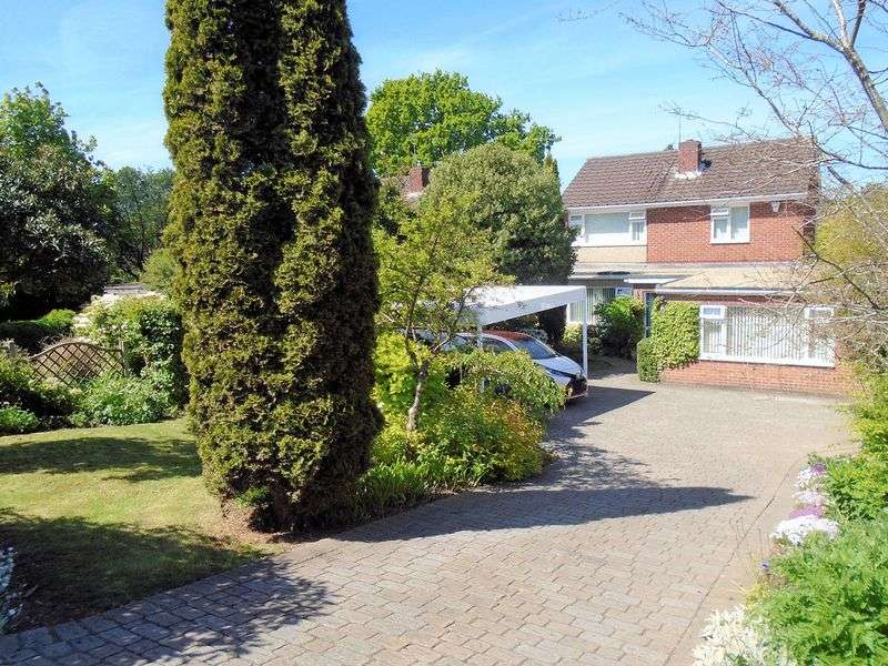 5 Bedrooms Property for sale in Lodge Road, Locks Heath, Southampton